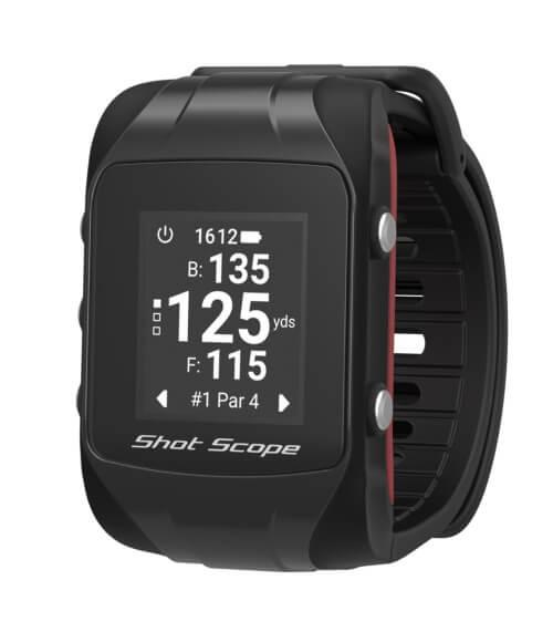 Shot Scope GPS Golf Watch
