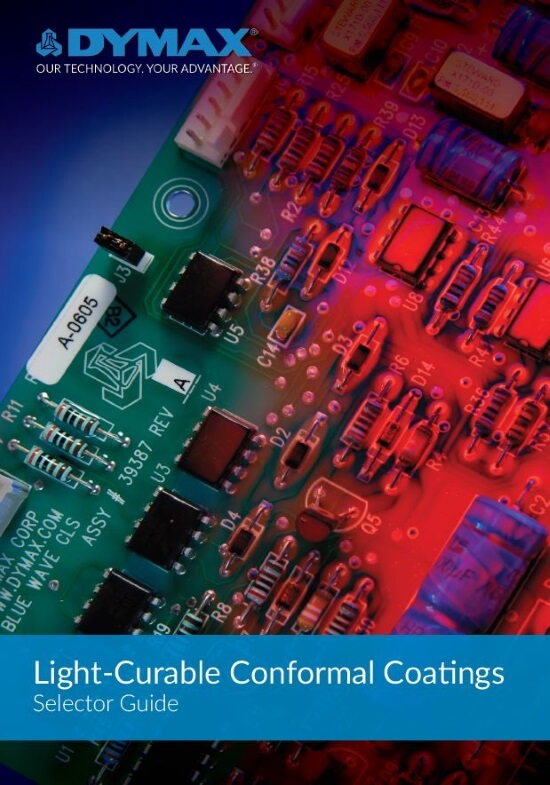 light-curable conformal coatings