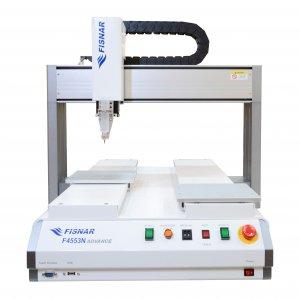 FISNAR-F4553N benchtop dispensing robot