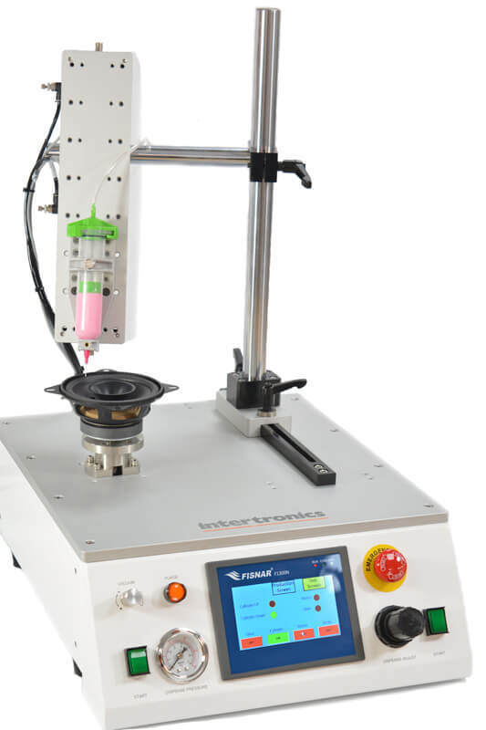 Fisnar F1300N Rotary Dispensing Table