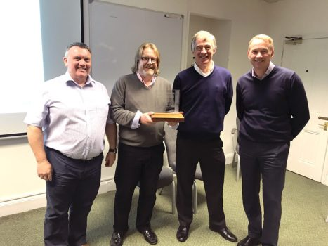 Intertronics 2018 H2 Award for Excellence