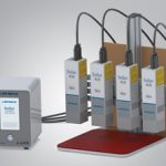 BlueWave® MX-275 LED Curing System with Mounting Stand PN43070 and Four Emitters