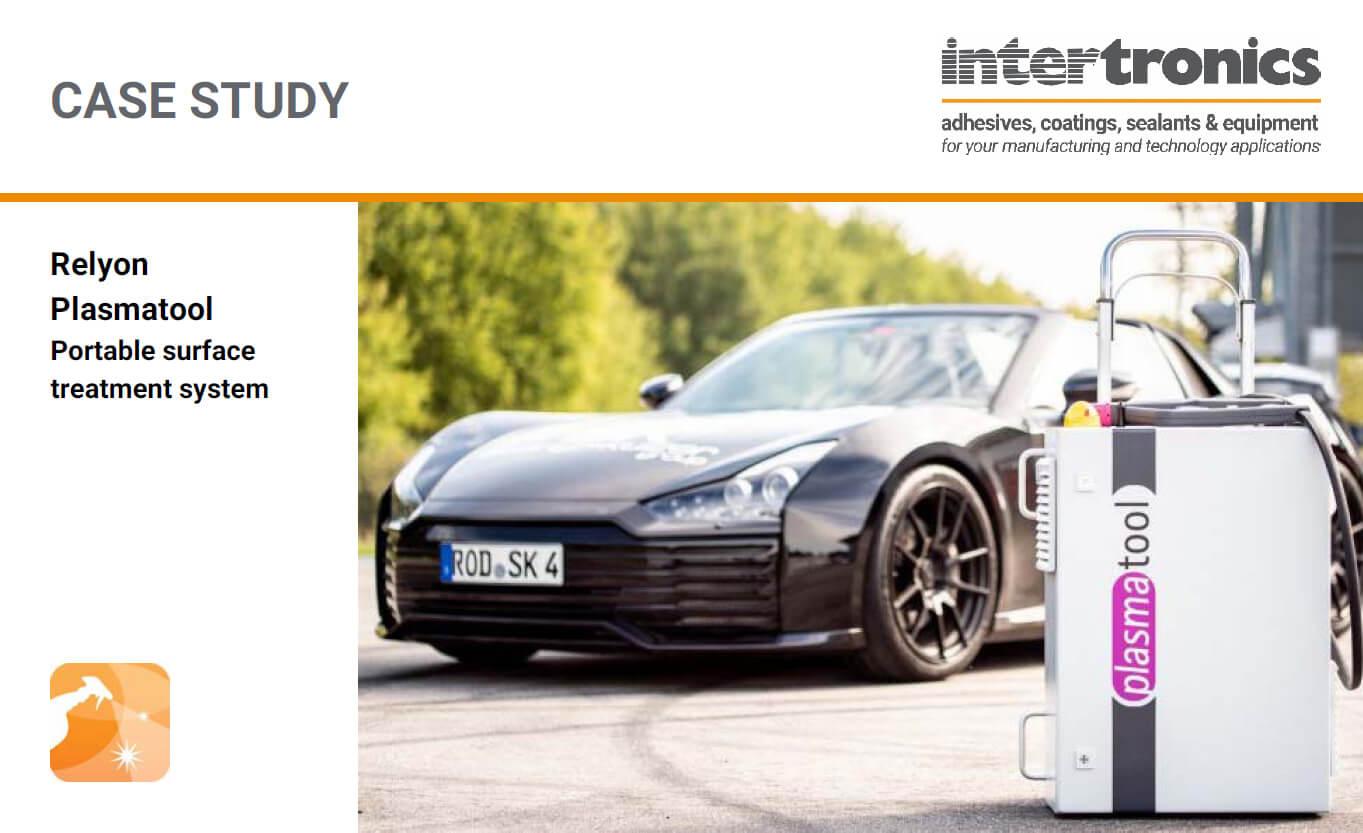 Roding Automobile Relyon Plasmatool case study