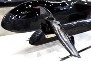Composite Carbon Fibre Rotor Blades