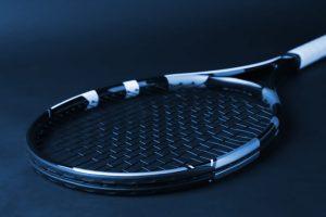 Composite Tennis Racquet