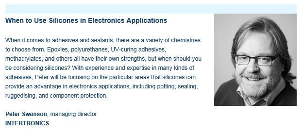 FAST When to Use Silicones in Electronics Applications