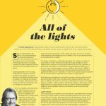 All of the lights - Medical Plastics News Issue 51