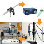 Scalability in dispensing technology