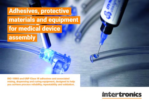 Medical Device Assembly Brochure - Front Page