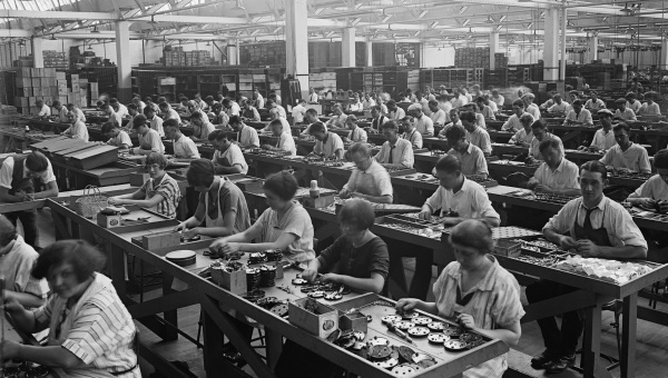 Old Factory Productivity Potential
