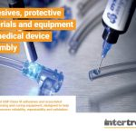 intertronics medical device assembly adhesives brochure