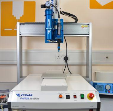 Volumetric Dispensing System for 310ml Cartridges robot